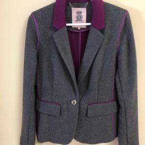 Juicy couture wool blazer
